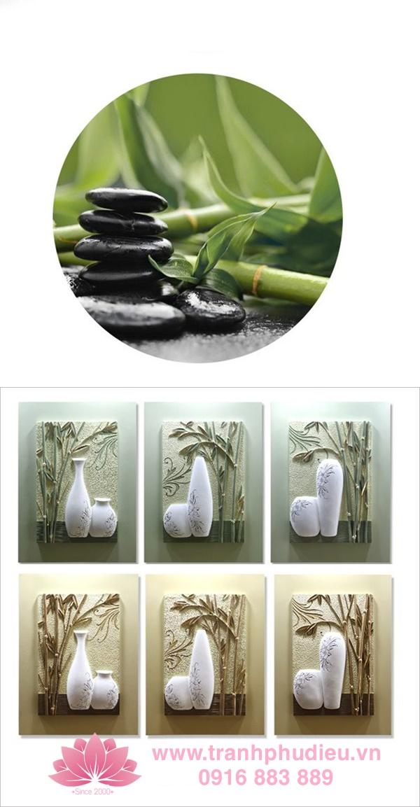 Tranh phù điêu composite tại Quảng Ninh