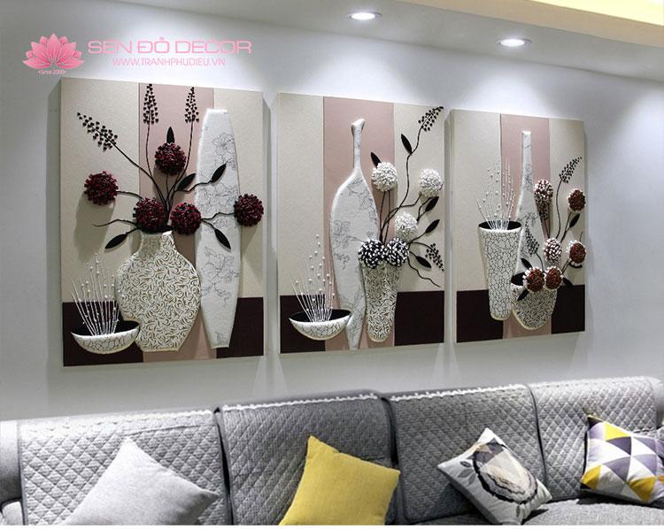 Điểm bán tranh phù điêu 3D Uy Tín - Giá Rẻ tại Bà Rịa - Vũng Tàu