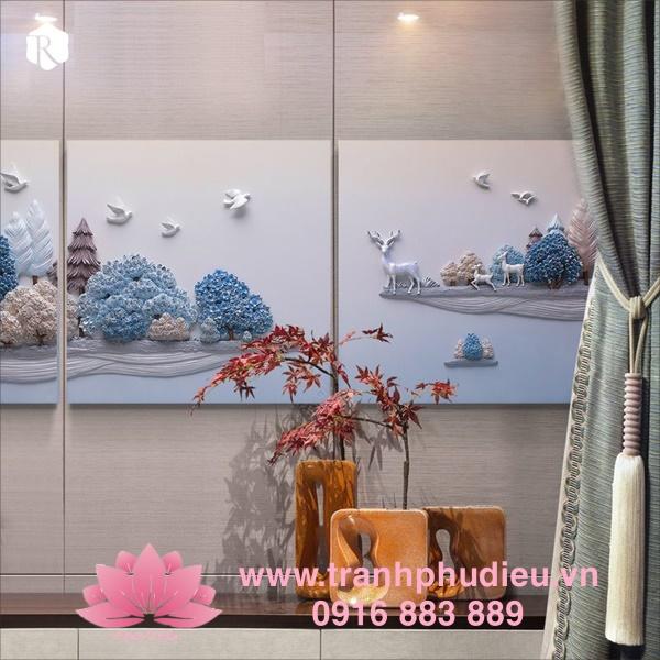 Tranh phù điêu tại Đà Nẵng