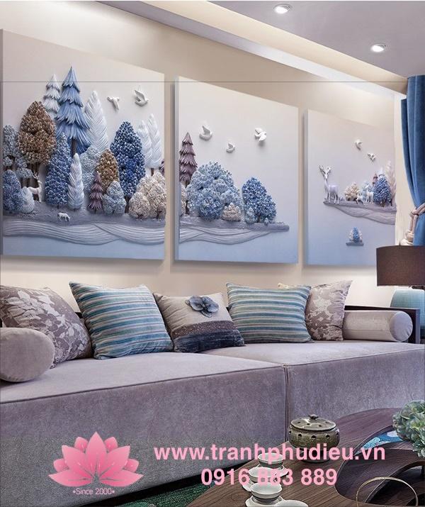 Tranh phù điêu composite tại Đà Nẵng