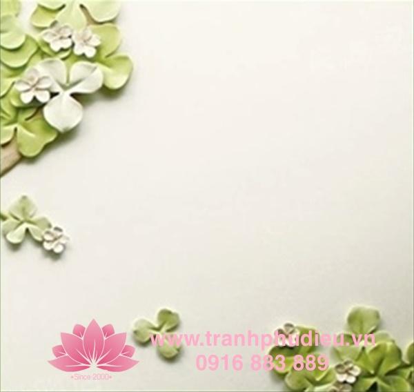 Tranh phù điêu Hoa Lá tại Cần Thơ