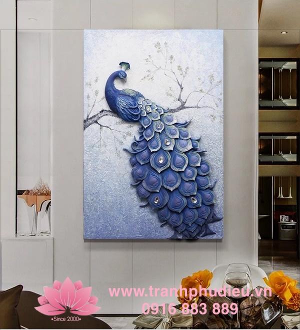 Các mẫu Bức tranh phù điêu trang trí nội ngoại thất