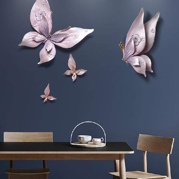 Decor trang trí nhà cửa Cánh bướm