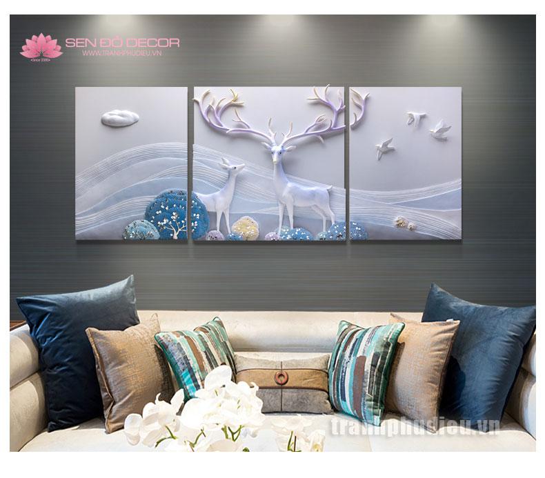 Mua tranh treo tường giá rẻ, chất lượng tốt ở đâu tại Đà Nẵng