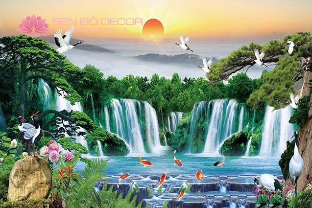 Chọn tranh theo màu sắc và sự vật trong bức tranh