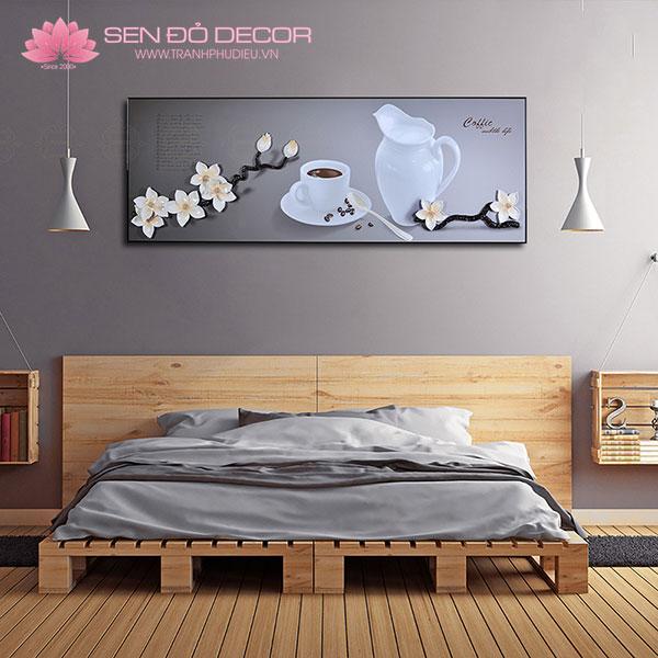 Địa chỉ bán Tranh treo tường phòng ngủ vợ chồng tại Hà Nội