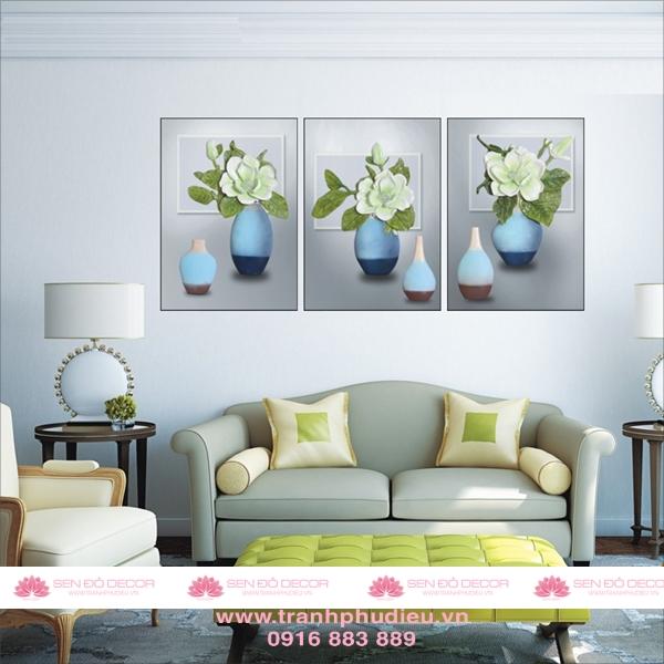 Kinh nghiệm chọn tranh treo tường phòng khách đẹp hiện nay!