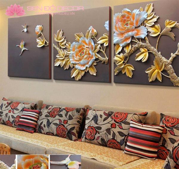 Top 10 mẫu tranh phù điêu đẹp tại Đà Nẵng đẹp giá rẻ nhất!